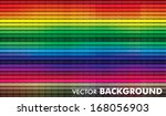 vector background with spectrum ...
