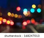 beautiful background on dark ... | Shutterstock . vector #168247013