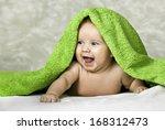 A Happy And Healthy Baby Under...
