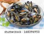 Moules Marinieres   Mussels...