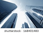 office building as the...   Shutterstock . vector #168401483