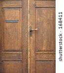 old door | Shutterstock . vector #168411