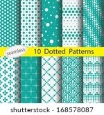 dotted pattern's unit...