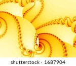fractal concept 3 | Shutterstock . vector #1687904