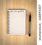 to do list for 2014 january | Shutterstock . vector #168895307