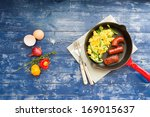 Hearty Breakfast Made Of...