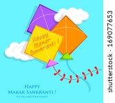 illustration of makar sankranti ...   Shutterstock .eps vector #169077653