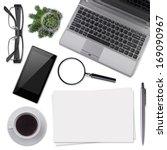 Modern Office Desk Supplies...