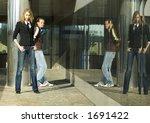 quarrel | Shutterstock . vector #1691422