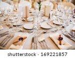 Romantic Wedding Table...