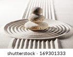 zen harmony for inner beauty    Shutterstock . vector #169301333