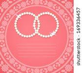 ornamental background for... | Shutterstock . vector #169336457
