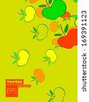 apple | Shutterstock .eps vector #169391123