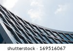 building made of steel and... | Shutterstock . vector #169516067