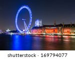 London Cityscape With...