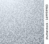 white seamless shimmer... | Shutterstock .eps vector #169959983