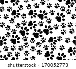 illustration with seamless...   Shutterstock .eps vector #170052773