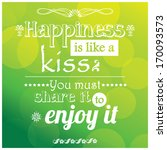 quote  inspiration poster ... | Shutterstock .eps vector #170093573