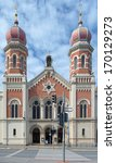 Great Synagogue In Plzen  Czec...
