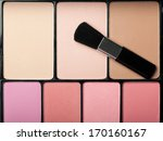 Makeup Brush And Cosmetic...