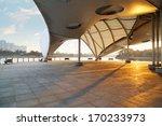 plaza in china | Shutterstock . vector #170233973