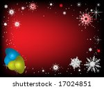 abstract card with various... | Shutterstock .eps vector #17024851
