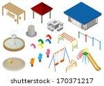 park | Shutterstock .eps vector #170371217