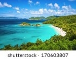 Trunk Bay  St John  United...