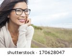 portrait of a beautiful chinese ... | Shutterstock . vector #170628047