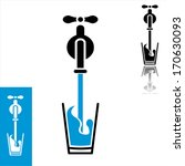 Minimalistic Flat Design Icon...