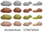 illustration of the different... | Shutterstock .eps vector #170676563