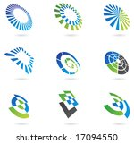 logos and graphic design... | Shutterstock . vector #17094550