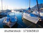 Denia Marina Boats In Alicante...