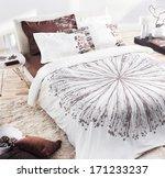 bedroom interior | Shutterstock . vector #171233237