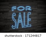 pastel gray  elegant interior... | Shutterstock . vector #171244817
