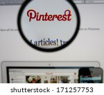 lisbon   january 14  2014 ... | Shutterstock . vector #171257753