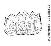 cartoon great symbol | Shutterstock .eps vector #171286523
