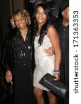 "Small photo of NEW YORK - OCTOBER 22, 2012: Cissy Houston and Bobbi Kristina Brown attend the premiere of ""The Houstons: On Our Own"" at the Tribeca Grand on October 22, 2012 in New York City."