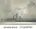 Background Image With Sketches...