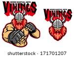 Mma Fighter Viking