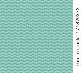 seamless aqua chevron pattern | Shutterstock . vector #171820373