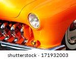 us classic car   Shutterstock . vector #171932003