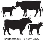 animal,art,beef,black,bovine,breed,bull,calf,cattle,clip,cow,dairy,domestic,drawing,farm