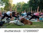 prague  czech republic   august ... | Shutterstock . vector #172000007