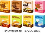 vector illustration of various... | Shutterstock .eps vector #172001033