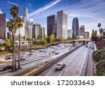 Los Angeles  California  Usa...