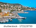 Port Of Nice. France. Seascape...