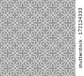 ornamental pattern. arabic... | Shutterstock .eps vector #172124333
