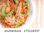 chicken stir fry with gluten...