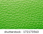 background of green leather | Shutterstock . vector #172173563